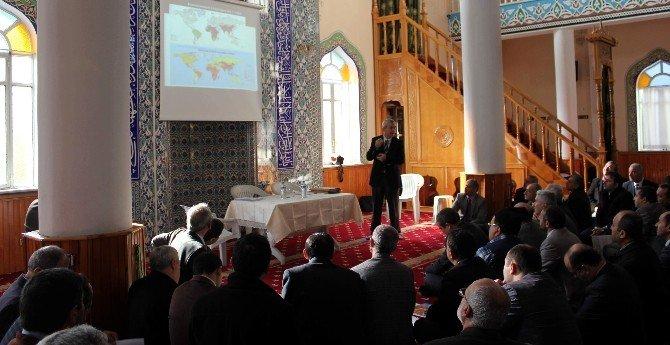 Din Görevlileri Bulaşıcı Olmayan Hastalıklar Konusunda Bilgilendirildi