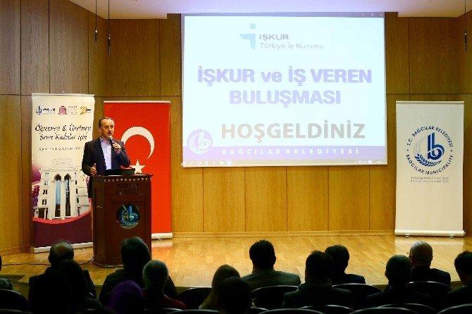 """İŞKUR İl Müdürü Muammer Coşkun: """"Terörden Sonra En Büyük Sorunumuz İstihdamdır"""""""