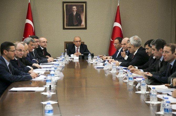 """Başbakan Yardımcısı Elvan: """"Reform Başlıkları Kendi İçerisinde Önceliklendirildi"""""""