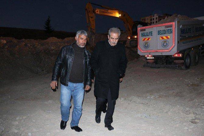 Haliliye Belediye Başkanı Fevzi Demirkol:
