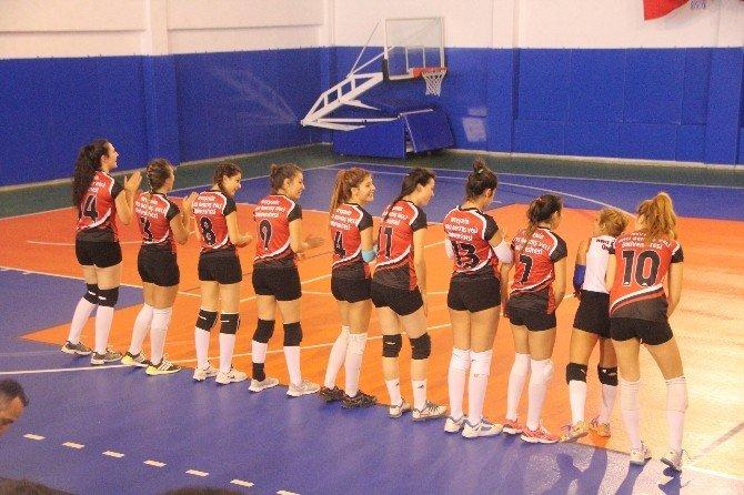 Türkiye Üniversite Sporları Federasyonu Voleybol 2. Lig Müsabakaları