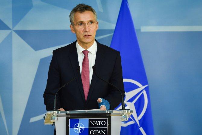 Poroşenko: NATO ile ilişkilerimiz en üst düzeyde