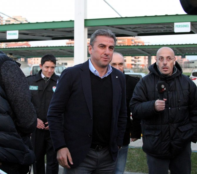 Hamzaoğlu: Galatasaray'dan ayrıldık üzüldük ama artık işimize bakmalıyız