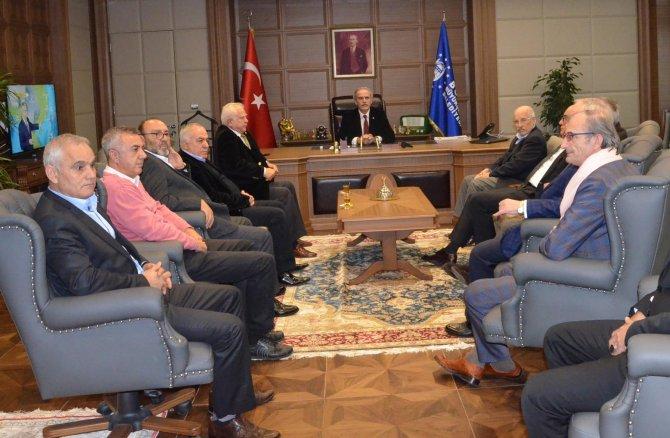 Bursaspor'un eski başkanları kongre istedi