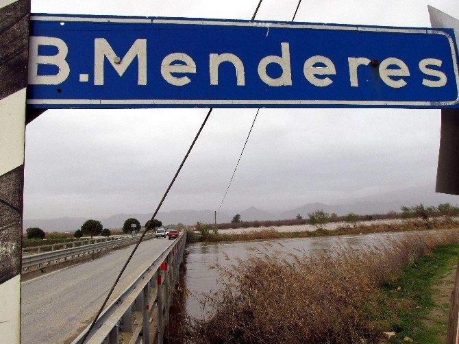 DSİ Menderes Taşkınlarına Karşı Şimdiden Önlem Almaya Başladı