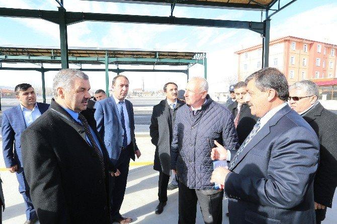 Kayseri Büyükşehir Belediye Başkanı Mustafa Çelik: