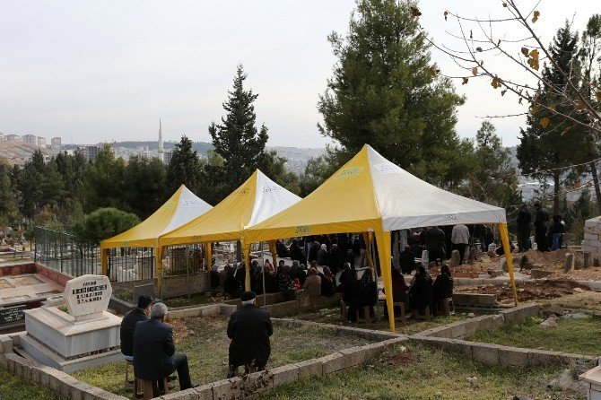 Büyükşehir'in Mezarlık Hizmetine Tam Not