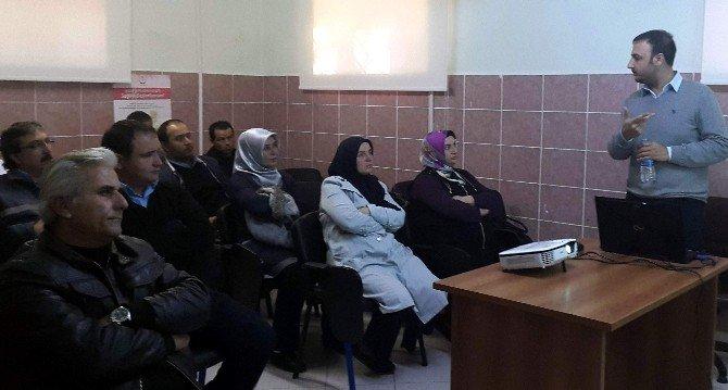 Bodrum'da Cenaze Hizmetleri Birimine Seminer