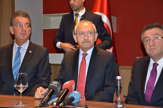 Kılıçdaroğlu: Mevlana'nın özelliği yüreğinde kin tutmamasıdır