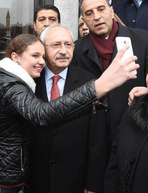 CHP Lideri Kılıçdaroğlu, Konya'da