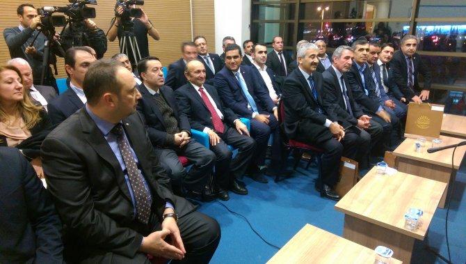 CHP İstanbul il başkanlarından Eren Erdem'e destek