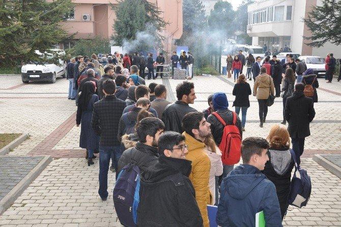 İnegöl Üniversiteyi Hak Ediyor