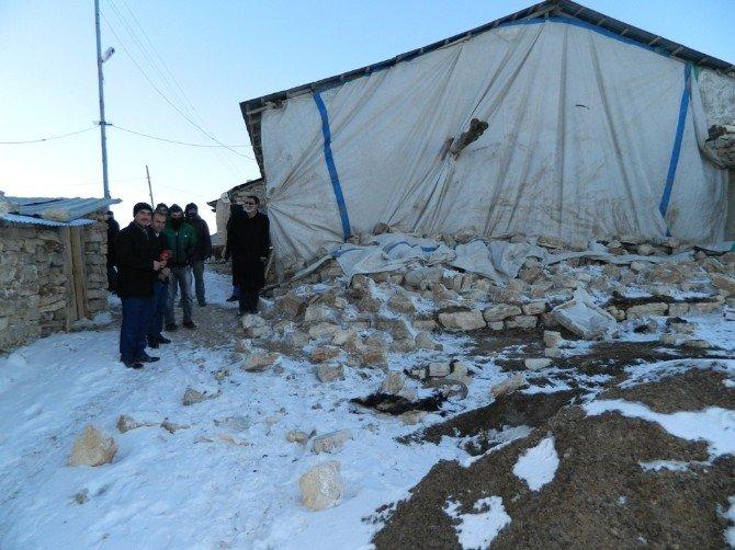 Hekimhan'da Deprem Yaraları Sarılıyor
