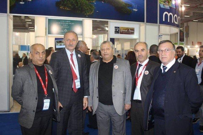 Pektaşoğlu, Travel Turkey Fuarındaki Çalışmaları Değerlendirdi