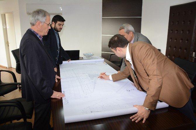 Dinar'a Yeni Otobüs Terminali Yapılacak
