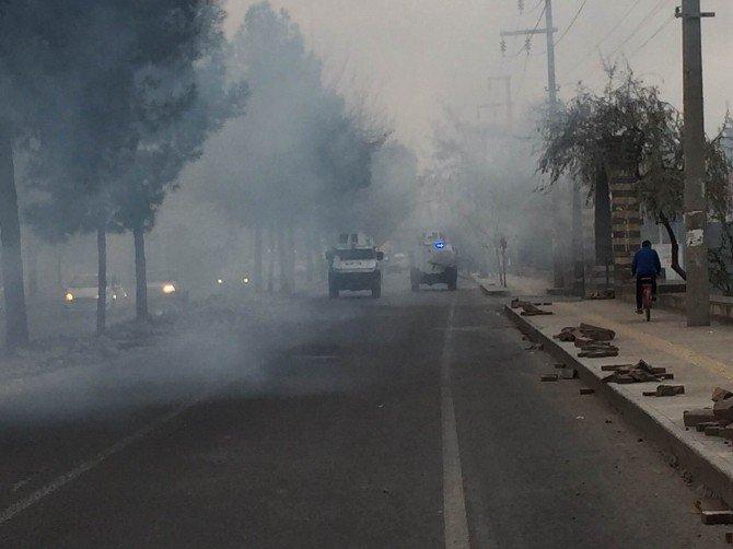 Diyarbakır'da Olaylı Yürüyüş