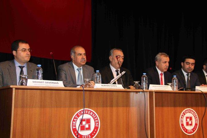 Elazığ'da 'Yabancılar Uyum ve İletişim' konferansı yapıldı