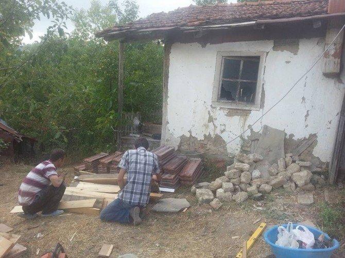 Ersizlerdere'de Köy Evleri, Eko Turizme Kazandırılıyor