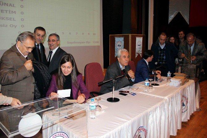 ERÜ'de Seçim Heyecanı