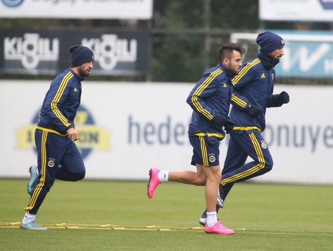 Fenerbahçe'de Gençlerbirliği maçı hazırlıkları başladı