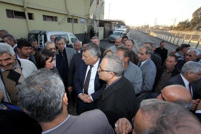 Seyhan Belediyesi'nden D-400 Trafiğini Rahatlatacak Çalışma
