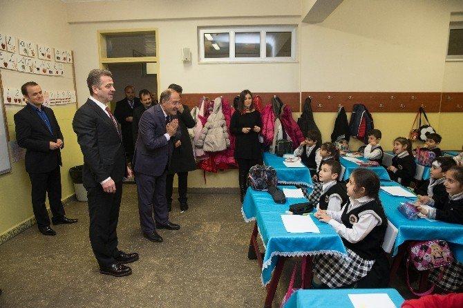 Gaziosmanpaşa'da Çocuklar Doğal Afetlere Karşı Bilinçlendiriliyor