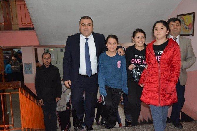 Görele Belediye Başkanı Öğrencilerle Buluştu