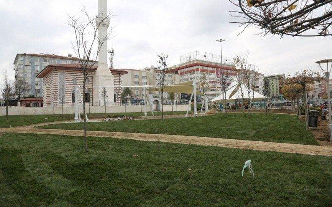 Güngören Park Yenileniyor