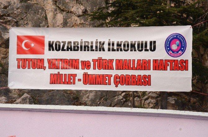 """""""Tutum, Yatırım Ve Türk Malları Haftası"""" Kutlandı"""