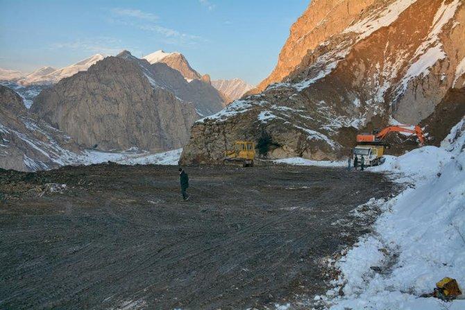 Hakkari'de atık toplama merkezi genişletiliyor