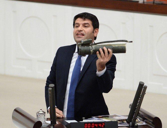 Meclis Kürsüsü Cephanelik Gibi