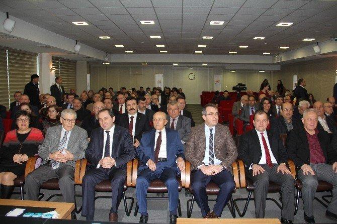 Hitit Üniversitesi'nden İşadamı Derindere'ye Fahri Doktora