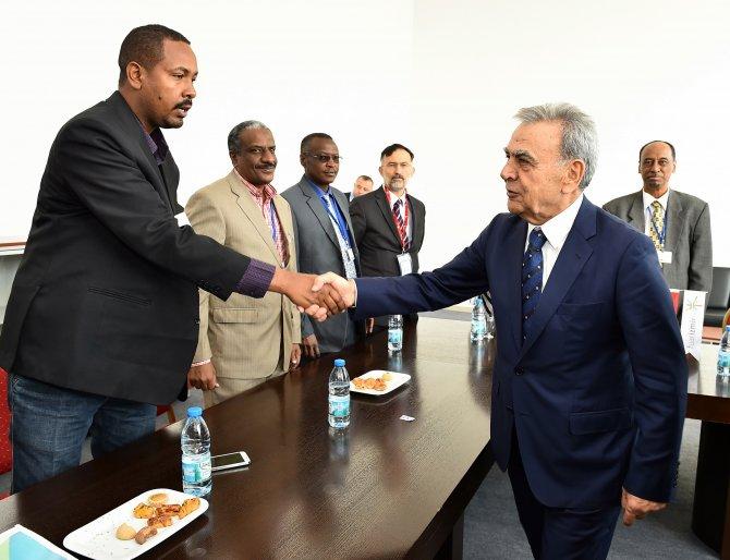 Sudan zirai kalkınmada İzmir modelini örnek alacak
