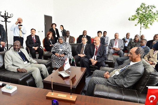 """""""İzmir Modeli"""" Sudan'a Taşınıyor"""