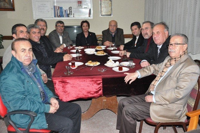 İzmir CHP'de Başkanlık İçin Alaaddin Yüksel'e Altı İlçeden Destek