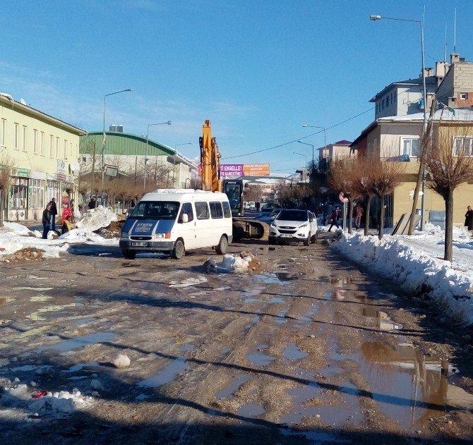 Kanalizasyon Çalışmaları Çileye Dönüştü