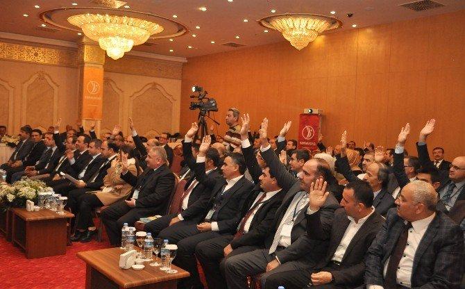 Karacadağ Kalkınma Kurulu Başkanı Özkılıç Oldu