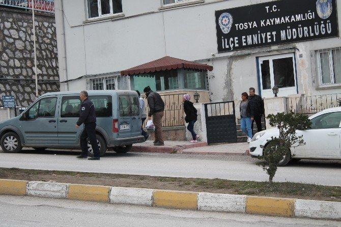 Kadın Hırsızlar Suçüstü Yakalandı