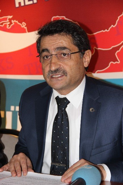 Türkiye Kamu-sen Kayseri İl Temsilcisi Muammer Öner: