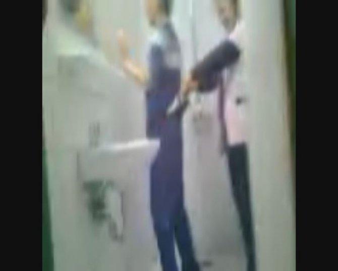 Rehabilitasyon merkezinde çocuklara kötü muamele