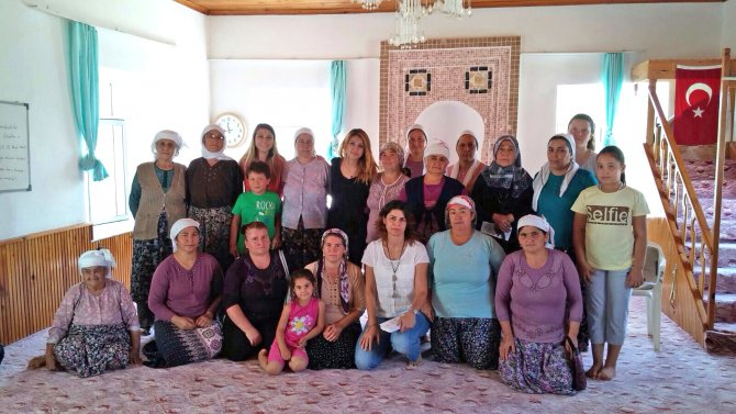 Menteşe'de bin 500 kadın sağlık taramasından geçirildi