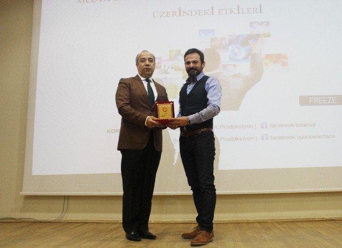 """Muş Alparslan Üniversitesi'nde """"Sosyal Medya"""" Konuşuldu"""