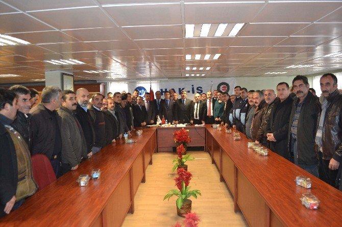 Muş Belediyesi'nde Toplu İş Sözleşmesi İmzalandı