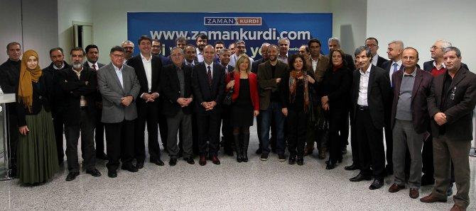 Zaman Kurdî'nin tanıtımı yapıldı