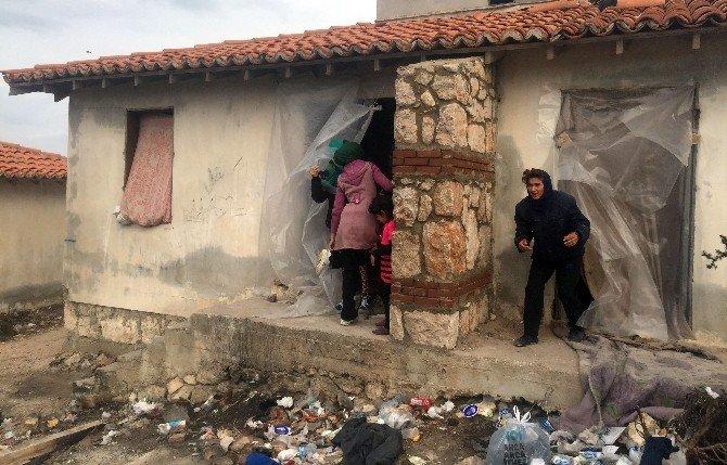 Mültecilerin Yaşam Şartları Yürek Sızlattı