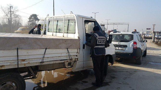 Polis Denetlemelere Hız Verdi