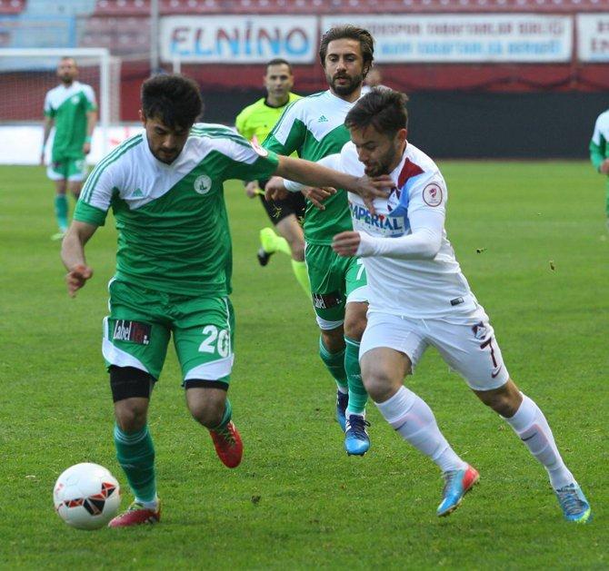 1461 Trabzon: 7 - Sivas Belediyespor: 1
