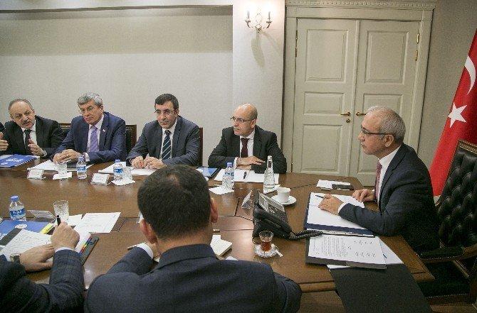 Reformların Koordinasyonu Ve İzlenmesi Kurulu İlk Toplantısını Yaptı