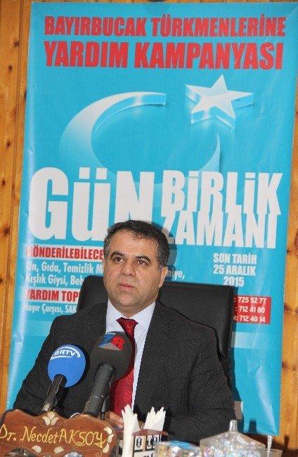 """Bayırbucak Türkmenleri İçin """" Gün Birlik Zamanı"""""""