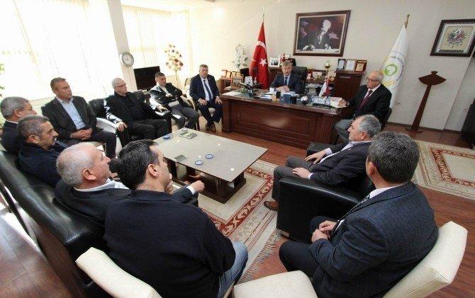 Başkan Yaralı'dan Büyükşehir'e 5 Önemli Yatırım Tavsiyesi